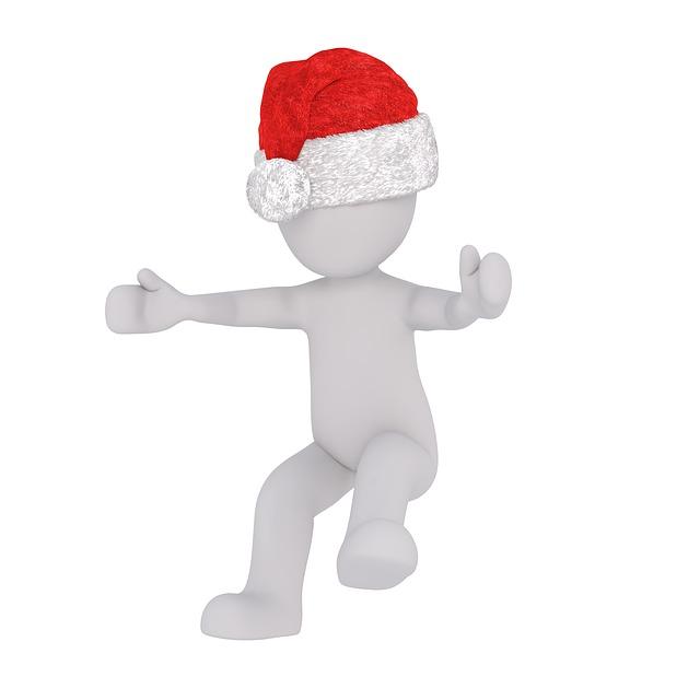 vánoční figurka