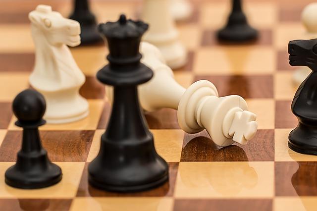 desková hra šachy