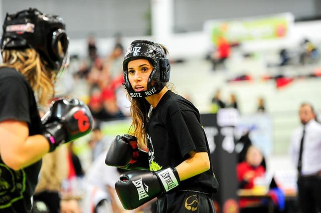 bojový sport