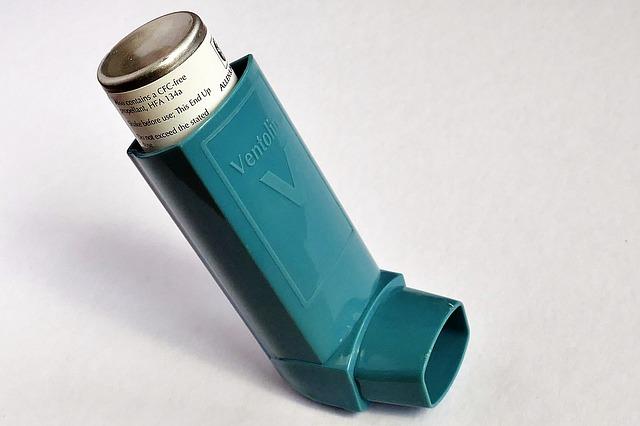 lék na astma