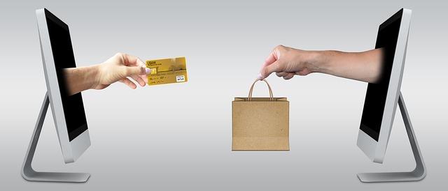 elektronický obchod a platba
