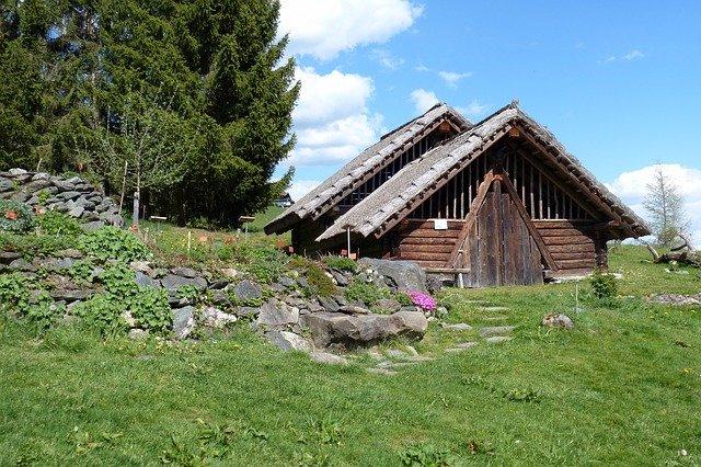 keltský dům