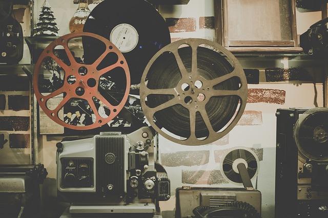 navíják na filmy