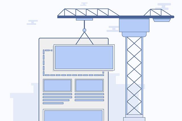 stavba webu